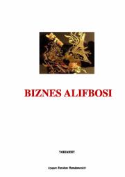 Biznes alifbosi