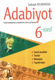 Adabiyot. 6 sinf