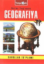 Geografiya fanidan savollar to'plami