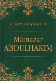 Matnazar Abdulhakim