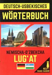 Deutsch-usbekisches Wörterbuch / Nemischa-o'zbekcha lug'at