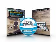 Photoshop дастурида веб сайт дизайнларини яратиш видео курси