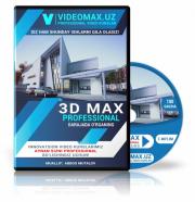 3D MAX дастурида дизайн видео курси