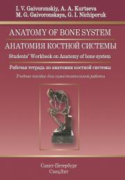 Анатомия костной системы / Anatomy of bone system. Рабочая тетрадь по анатомии костной системы